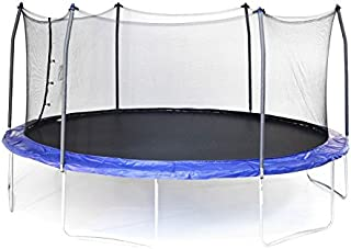 Skywalker Trampoline Safety Pad (Spring Cover) for 17ft x 15ft Oval Trampoline with 6 poles - Blue