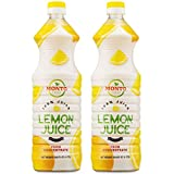 THE 'ZEST' LEMON JUICE YOU'LL EVER NEED: Quench your thirst while cleansing your palette with a zesty burst of refreshing citrus flavor in your favorite beverage or cocktail. Enjoy the satisfying, smooth taste of concentrated lemon juice in desserts,...