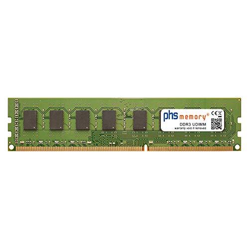 PHS-memory 4GB RAM Speicher passend für Medion MT14 MED MT 742G DDR3 UDIMM 1600MHz PC3-12800U