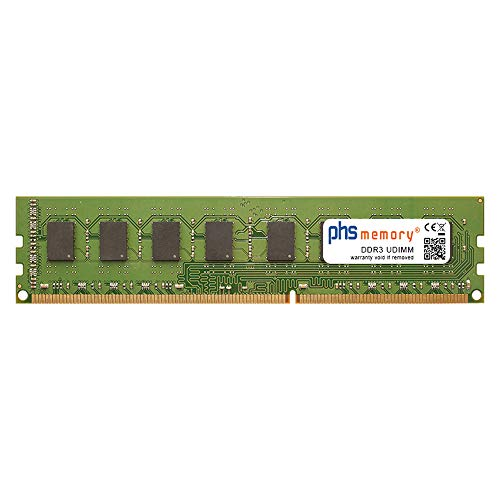 PHS-memory 8GB RAM módulo para ASUS P8Z77-V Deluxe DDR3 UDIMM 1333MHz