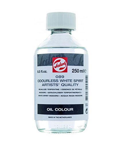 TALENS ODOURLESS WHITE SPIRIT 250ML