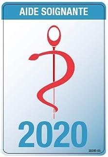 Caduc/ée Medecin urgentiste sticker autocollant