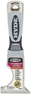 HYDE 06986 Stiff 6-in-1 Multi-Tool, 2.5 Inch