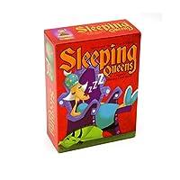 眠っているクイーンズボードゲーム、親子インタラクティブパズルカードゲーム、家族の集まりレジャーボードゲーム