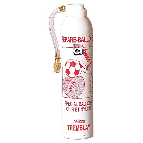 Visiodirect Spray répare-Ballons 300 ML