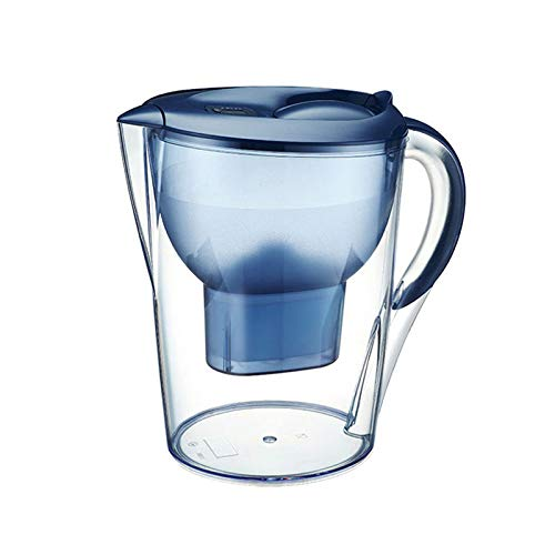 Hervidor Neto Hervidor De Filtro De Hogar Vaso De Agua De Carbón Activado Filtro De Carbón Activado Hervidor De Agua,Blue