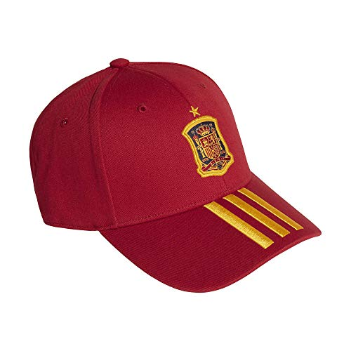 adidas Spain Spanien FEF Cap (OSF Men, red)