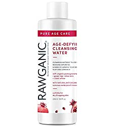 GENTLE NATURAL CLEANSER: Organic Fragrance-free, Alcohol-free Micellar water will help you effectively cleanse your skin and remove make- up in no time. Dermatologically tested, suitable for All Skin Types, even Sensitive skin. ORGANIC FORMULATION: 9...