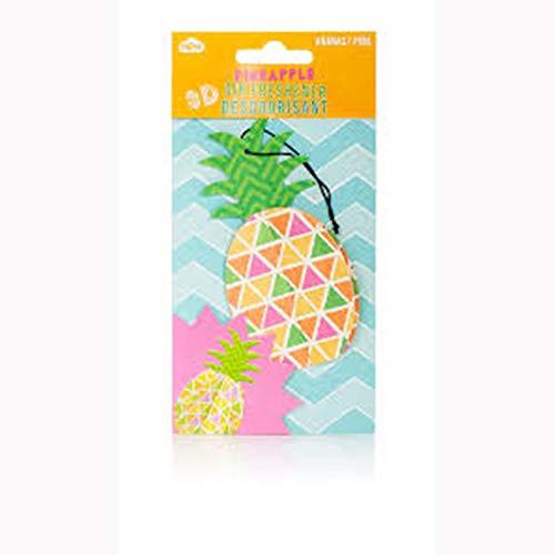 3D à suspendre Désodorisant de voiture Tropical Ananas
