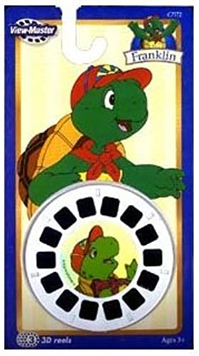 View-Master 3D Reels Franklin the Turtle by View Master