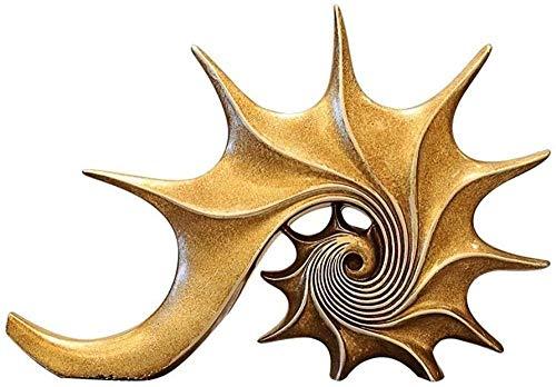 Escultura Decorativa Salon,Estatuas Creativas Estatua De Concha De Concha De Mar De Gran Océano Con Mosaico De Vidrio Triturado Conchas De Mar Grandes Gigantes Decoración Temática Para Bodas Fiest
