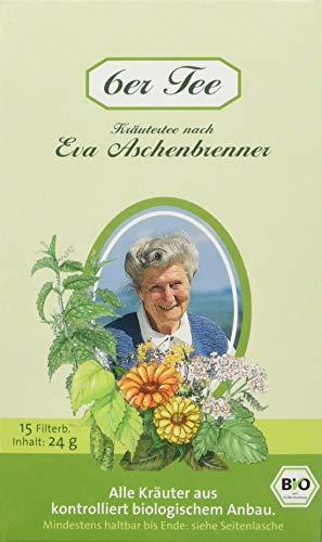 Herbaria Eva Aschenbrenner 6er Tee 15FB (1 x 24 g) - Bio