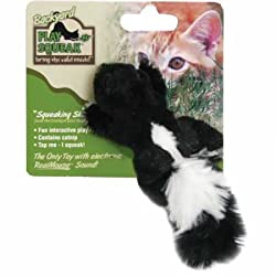 OurPets Backyard Skunk Cat Toy