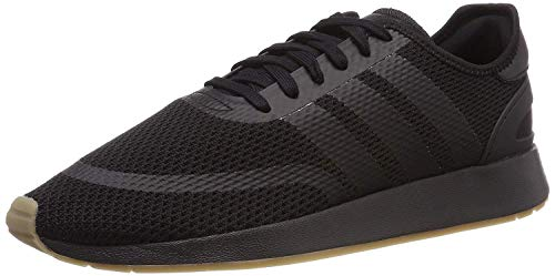 adidas Herren N-5923 Gymnastikschuhe, Schwarz (Core Black/Gum4), 44 EU(9.5UK)