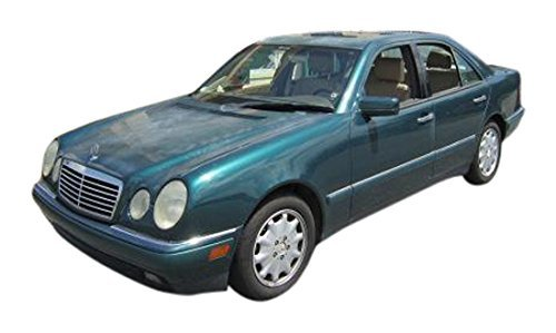 1996 Mercedes Benz E320 4 Door Sedan 32L