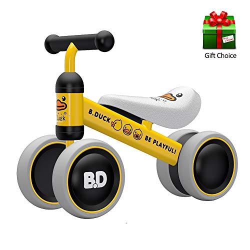 YGJT Bicicleta sin Pedales 1 Año Juguetes Bebes - Triciclos