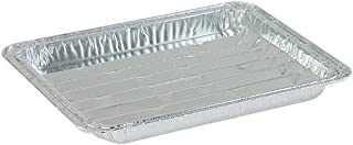 Nicole Home Collection 00621 Aluminum Broiler Pan, Large (Pack of 200)