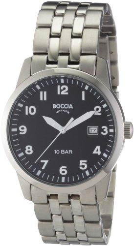 Boccia Herren-Armbanduhr Titan 3631-02