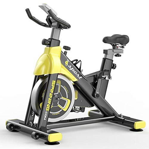Hometrainer voor binnen - Spinning Bike - Hometrainer Aerobic Training, Silent Shift, Load 150 Kg