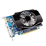 WWWFZS Tarjeta Grafica Ajuste para Gigabyte GT 630 2GB Tarjeta de Video NVIDIA GTX 630 GT630 2GB Tarjetas gráficas GeForce GPU Desktop PC Juego de computadora Mapa HDMI VGA Tablero