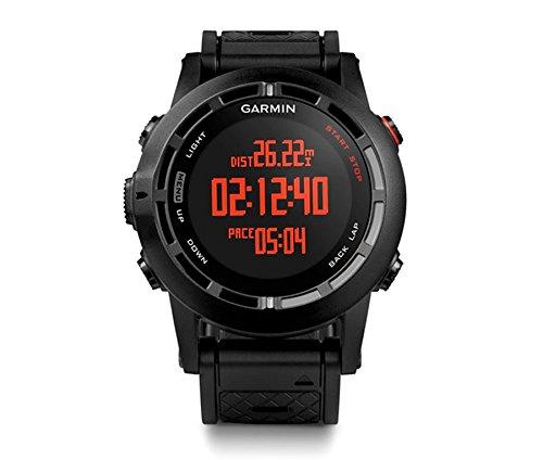 Garmin Fenix 2 Pack - Reloj con GPS, color negro (con monitor...