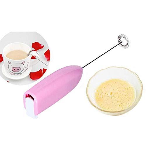 generio Getränkemilch Schaumschaum Egg Beater Mixer Eggbeater Elektrogriff Kochwerkzeug Eiermischer