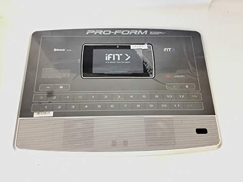 Icon Health & Fitness, Inc. Display Console Assembly 403358 402760 ETP13118 Works with Proform Pro 2000 - PFTL131181 Treadmill