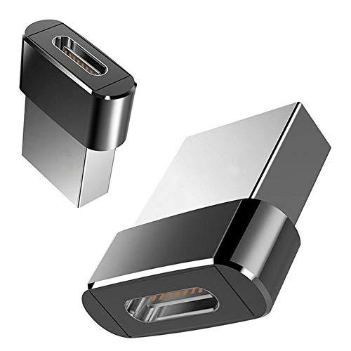 INVID 2St usb c adapter,2 usb adapter 480MBit für Handy/Iphone/Mac,adapter usb c auf usb für Ihr Kabel, usb c auf usb, usb c, usb auf usb c, usb a auf usb c, usb-c adapter,usb c auf usb adapter, USB c
