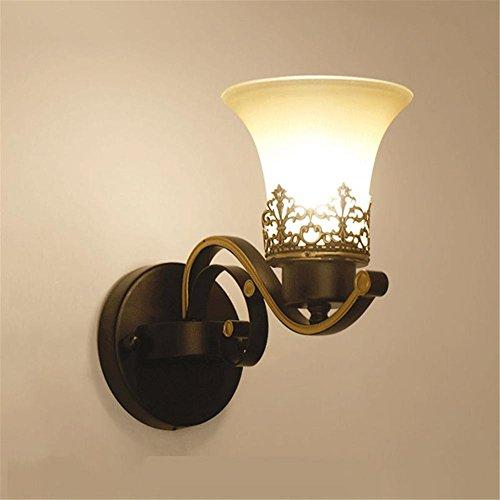 Applique Moderne Simple LED Lampe de Chevet Creative Chambre Salon Restaurant Chambre D'enfants Salle d'étude Escalier Allée Hôtel Décoration Mur Lumière, D