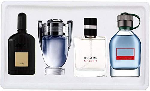 Aftershave Men,Men Perfume, Natural Lemon, Jasmine and Tuberose Fragrance...