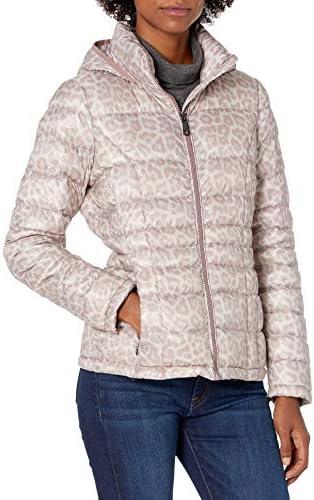 Calvin Klein Womens Short Packable Down Coat BGR L product image