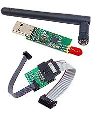 Kaxofang CC2531 Sniffer USB Dongle Protocol Analyzer+ 4.0 CC2540 Zigbee CC2531 Sniffer USB Dongle BTool Connector Board