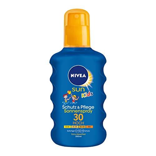 Nivea Sun Kids - Schutz & Pflege Sonnenspray
