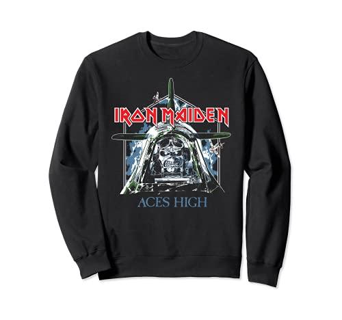 Iron Maiden - Aces High Felpa