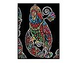 Colorvelvet L108 – Position Papagei, 47 x 35 cm -