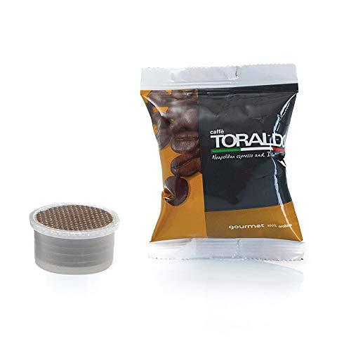 Caffè Toraldo Gourmet Capsules Compatibili con 'Espresso Point' 100 Capsule