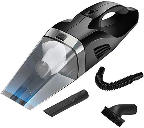ZOUSHUAIDEDIAN Vacío Handheld, sin Cuerda aspiradora de Mano con el Poder más Elevado, Mini Aspirador de Mano accionado Cerca, for el hogar y la Limpieza del Coche