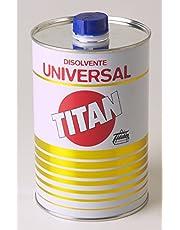 Universal M71752 - Disolvente titan 500 ml