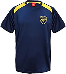 Camiseta Arsenal FC Entrenamiento Niño