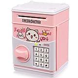 TOPBRY Piggy Bank for Kids,Electronic Password Piggy Bank Kids Safe Bank Mini...