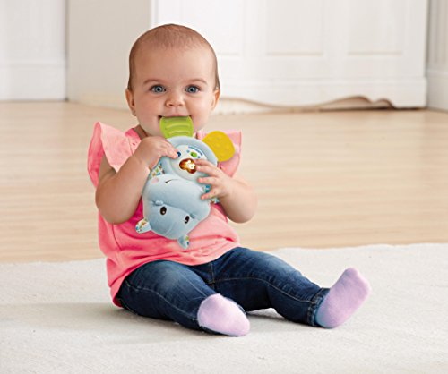 VTech Baby 80-502504 Dummy Hippo