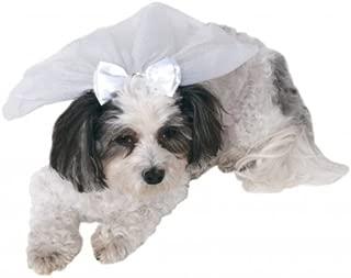 Rubie's Costume Company Wedding Veil Pet Accessory