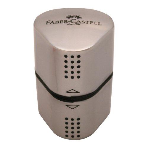 Faber-Castell 183800 - Sacapuntas de escritorio
