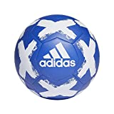 adidas Starlancer V Club Soccer Ball Team Royal Blue/White 3
