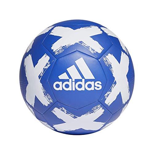 adidas mens Starlancer V Club Ball Team Royal Blue/White 5