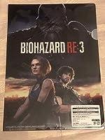 BIOHAZARD RE3 RESISTANCE クリアファイル
