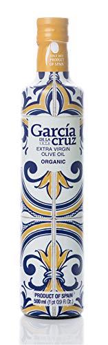 García de la Cruz - Aceite De Oliva Virgen Extra Ecológico Orgánico, Premium Master...