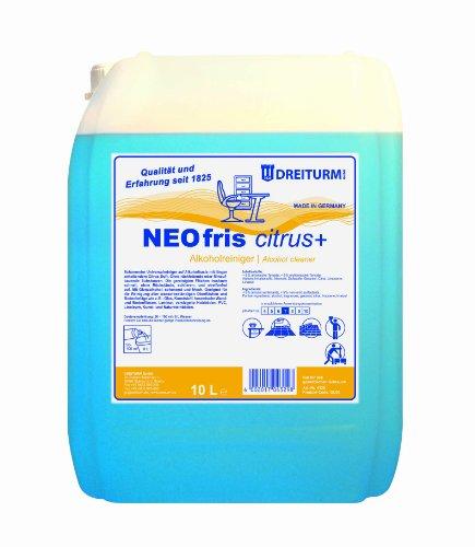 DREITURM Alkoholreiniger 4329 NEOfries citrus,10 Liter
