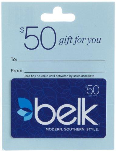 Belk Gift Card $50
