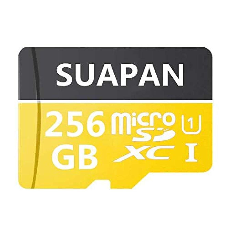 ムスタチオ感染する接続詞256GB Micro SD SDXC メモリーカード 高速クラス10 マイクロSDアダプター付き